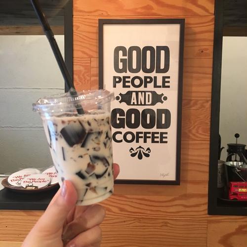GOOD PEOPLE & GOOD COFFEE