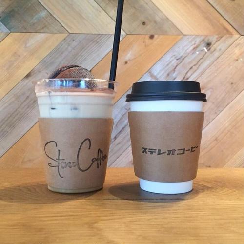 ステレオ コーヒー