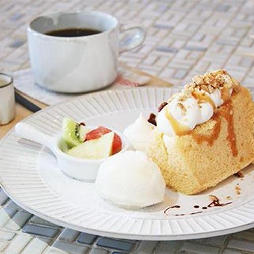 CAKE+COFFEE つくる。
