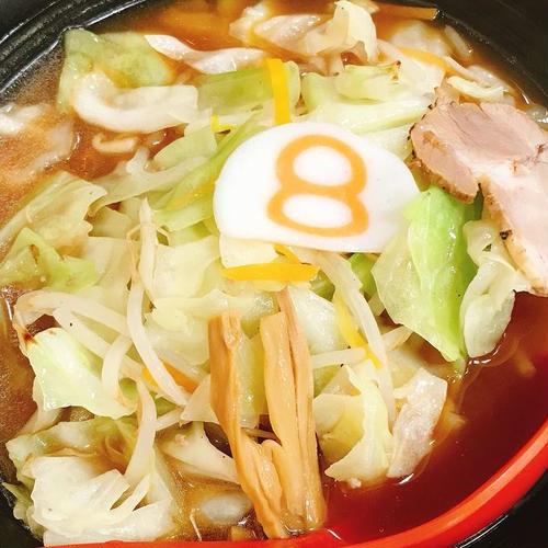 8番らーめん金沢駅店