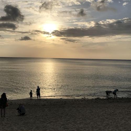 奄美市大浜海浜公園