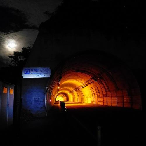 生鼻崎トンネル