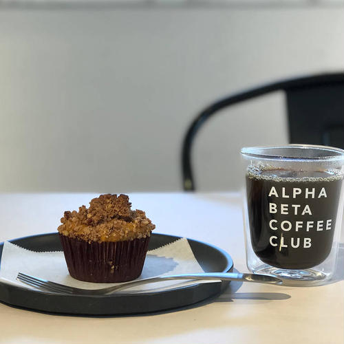 Alpha Beta Coffee Club