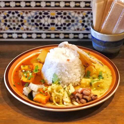 Indian canteen AMI(アミ)