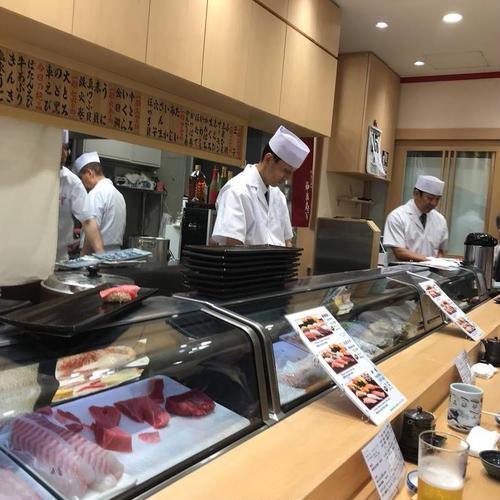 つきぢ神楽寿司 豊洲市場店(旧 :築地 すしまる)