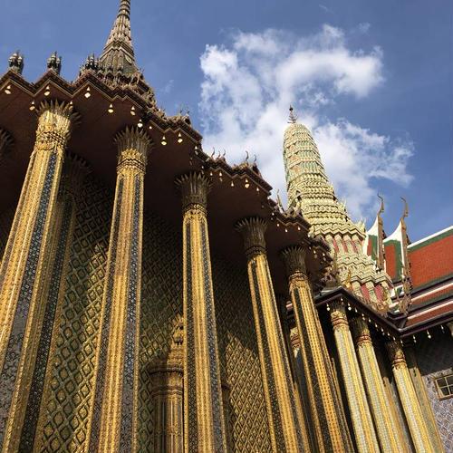 Wat Phra Kaeo(ワット・プラケオ/玉佛寺)