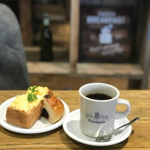 ALOHA CAFE Pineapple 宝塚店