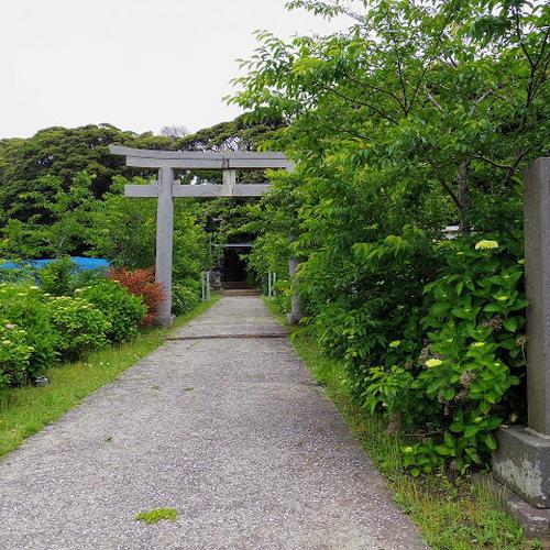 玉﨑神社(中原)
