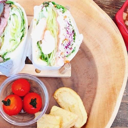 ひらら (Hirara sandwich cafe)