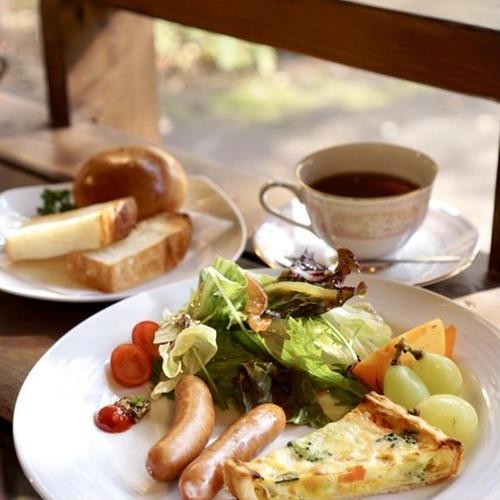 旧軽井沢Cafe涼の音