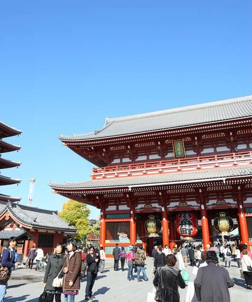 女子3人東京下町のんびり旅