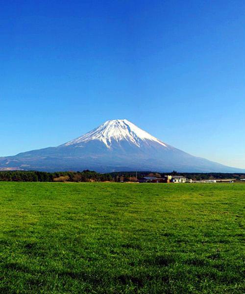 「パラグライダーがしたい!景色のいいところで!!」と彼女が言うので富士山に行ってみた。