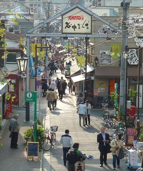 下町の魅力たっぷり「谷根千」をお散歩!