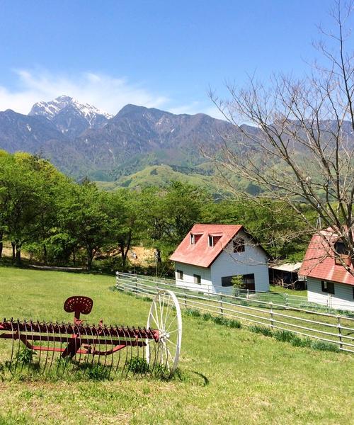 八ヶ岳と甲斐駒ケ岳を眺めるのんびりキャンプ