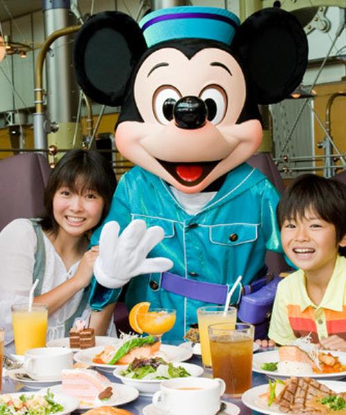 子供と楽しむ!TDS(お食事編)
