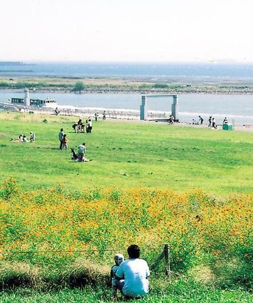 秋ピクニック*葛西臨海公園で1日のんびりデート♪水族館も観覧車も!