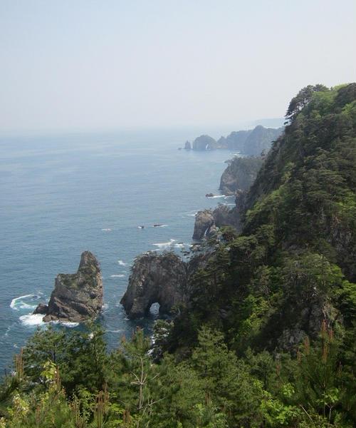 リアス式海岸を楽しもう☆田野畑の旅(あまちゃんロケ地あり)