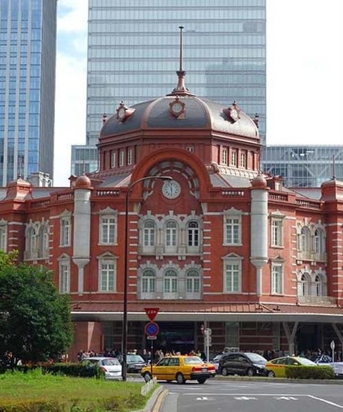 無料博物館も!初めて東京駅周辺ぶらぶらコース