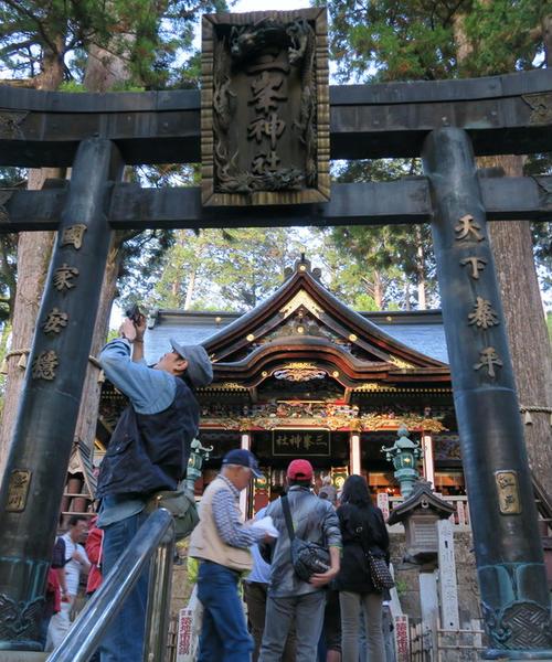 関東最大のパワースポット!三峰神社で良い気をいただく!