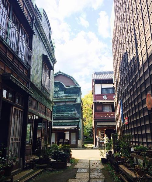 レトロな雰囲気にほっこり♡♡ 〜江戸東京たてもの園〜