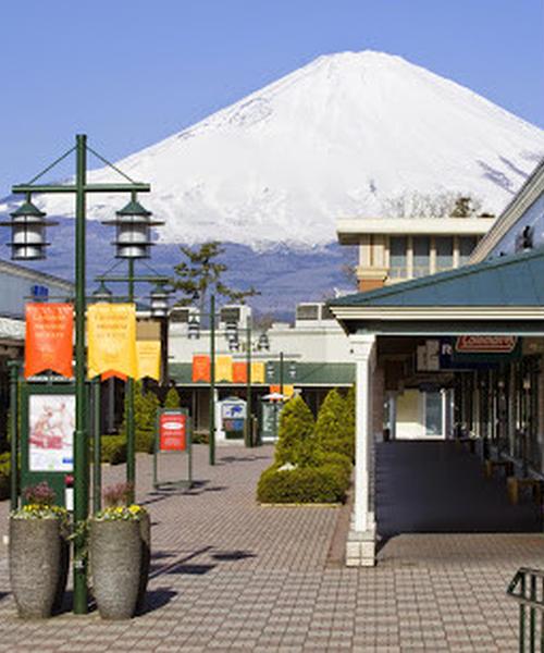 1泊2日 富士山横目にのびっと旅
