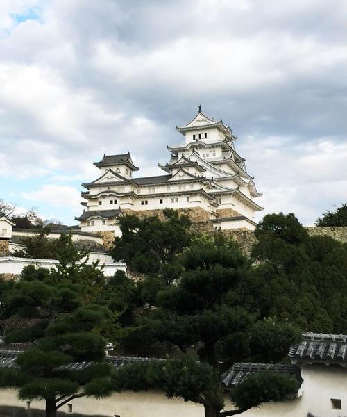 【日本100名城】世界一の美しさを争う世界遺産姫路城は本当に美しい!姫路満喫プラン