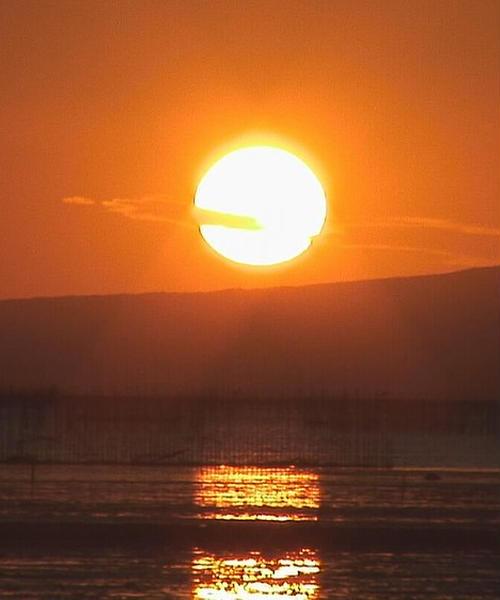「そうだ、夕陽を見よう!」~宇土市住吉海岸