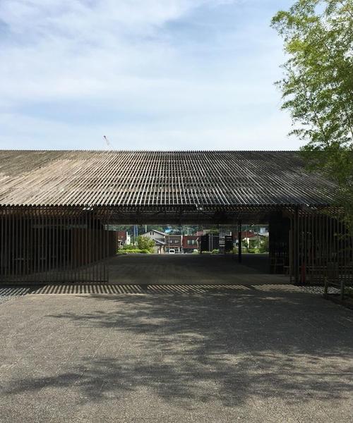 建築と、温泉と、散策と、栃木の旅。