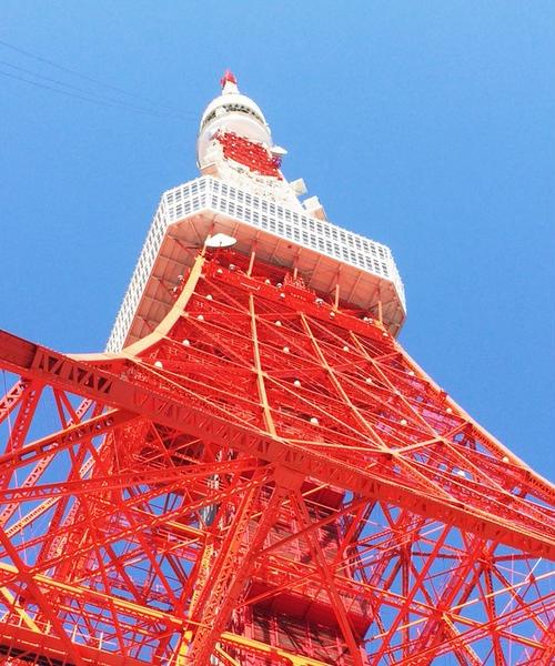 東京タワーがシンボルの港区へおでかけしよう🗼🍴🐬