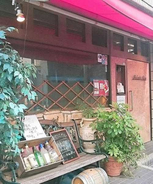 西新宿五丁目(清水橋)付近で平日ランチや、すこ~~し休憩するのにオススメなスポット♪