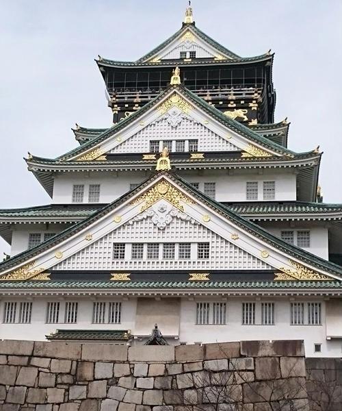 大阪~京都の旅