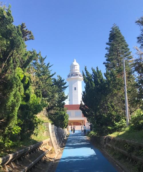関東の「先っぽ」南房総には2つの灯台が並んでいます!
