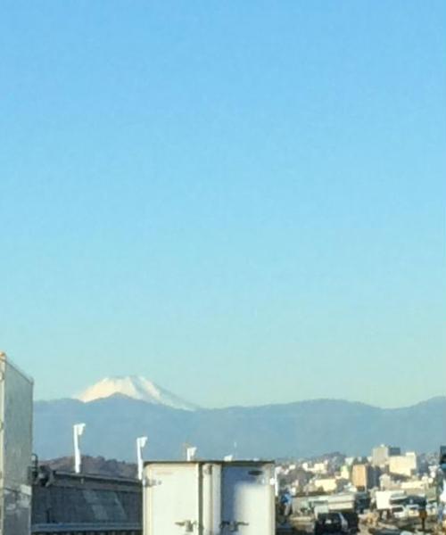 富士山を見ながらドライブしてみました 🗻