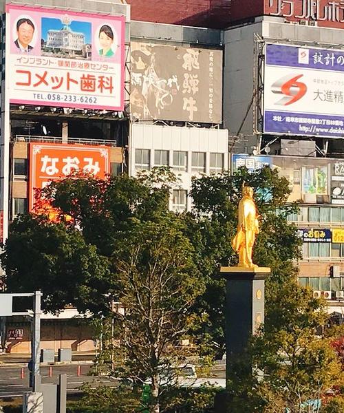 インスタ映えスポットたくさん♫岐阜の旅