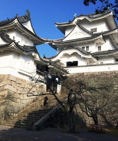 三重のお城で頂ける城御朱印(登城記念符)巡りの旅