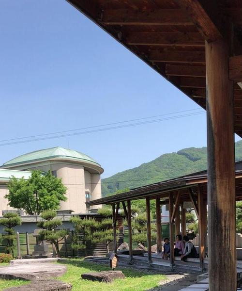 自然いっぱい長野旅行( ^ω^ )