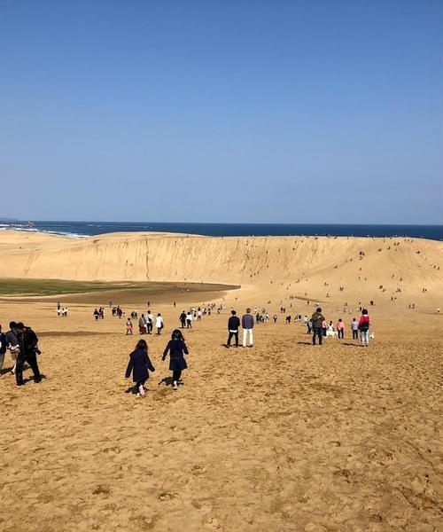 【鳥取】鳥取砂丘でソトアソビ旅🪂
