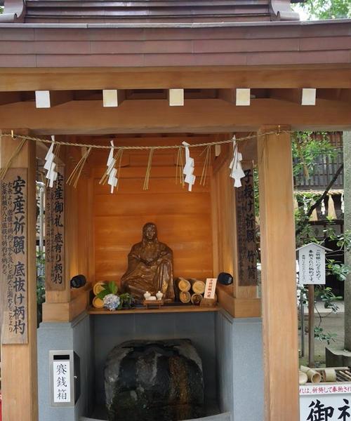 東京9月、10月素敵、可愛い、カラフル御朱印巡り