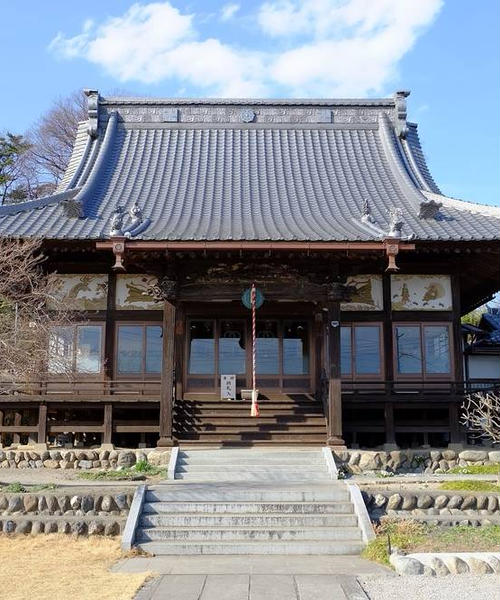 関東🗾御朱印の旅