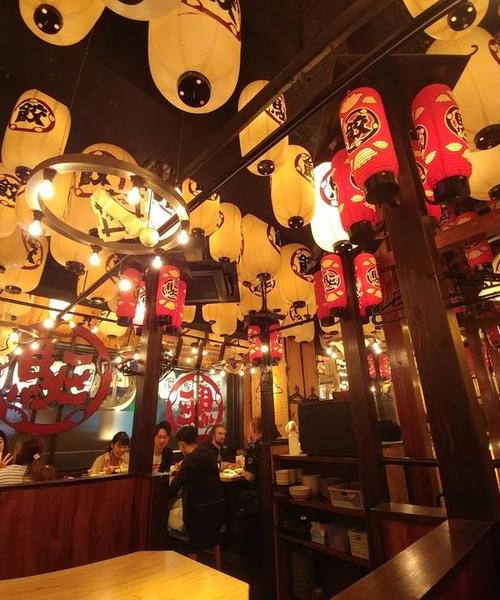 新宿で餃子めぐり🥟
