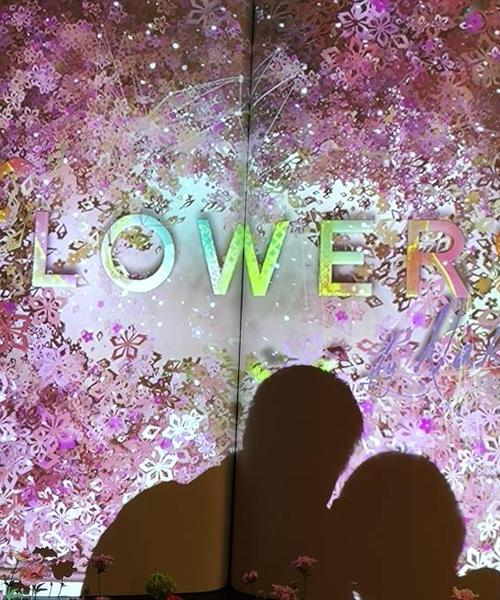 fLOWERS by nekid in日本橋デート❤️