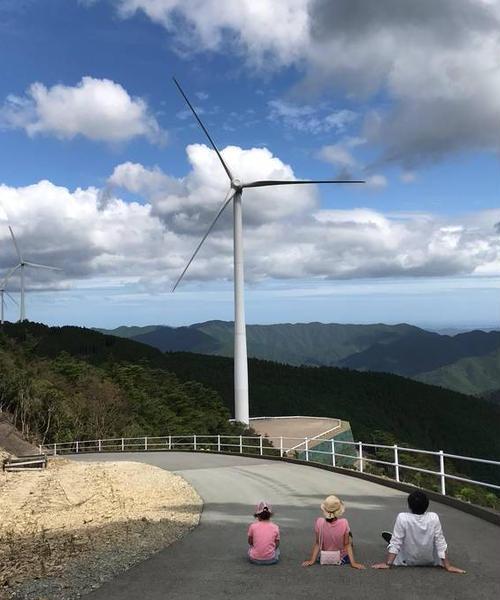 風車を見に行こう