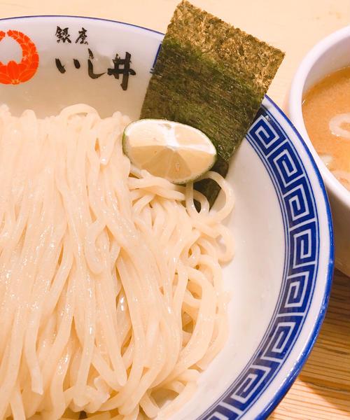 女性一人でつけ麺行くなら五反田「銀座いし井」がオススメ