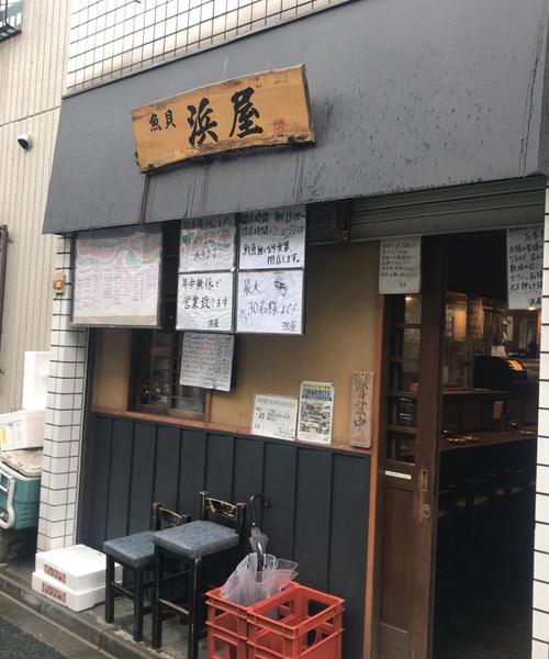 【幡ヶ谷】昼からはしご酒