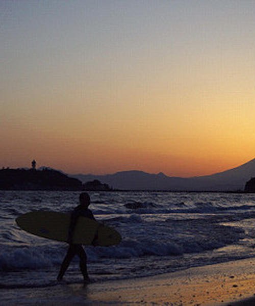 海を見たくなったら、都内からさくっと七里ケ浜。ついでに鎌倉観光