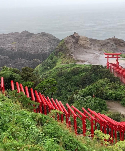 【山口】角島・長門で絶景スポット巡り☀️✨