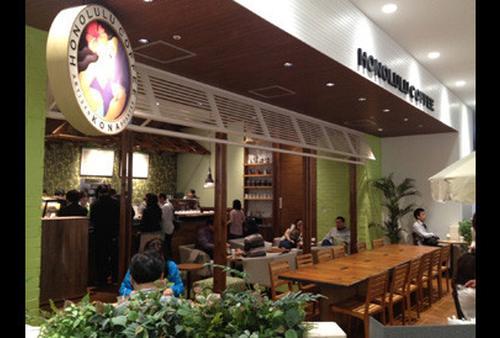 【カフェ特集】お台場のカフェでまったり