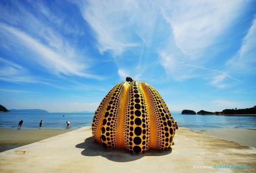 瀬戸内海の島めぐり