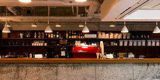 中野の街のツウなカフェ。