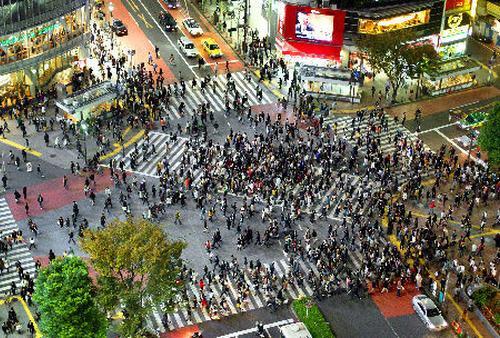 「大都会 東京」を実感するスポット